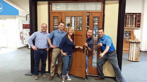 Drexel Millwork Team