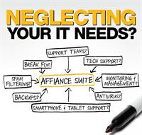 Neglecting your IT Needs?