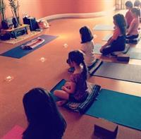 Kids Yoga (ages 4-8)