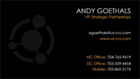 Andy Goethals Contact Information