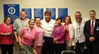 ECPI Supporting Breast Canser Awarenes month in 2014