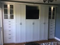 Custom Closet in Rye NH