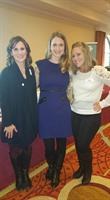 Sarah with Amy from Wise Ink and Shannon from Encourage Her Network