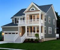 custom home on Morris Ave,  Manasquan, NJ