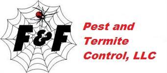 F & F Pest and Termite Control, LLC.