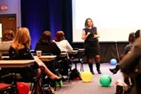 Love Presenting to the Amazing Women of WIN