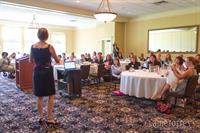 Presenting networking tips