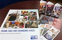 United Way Printed items
