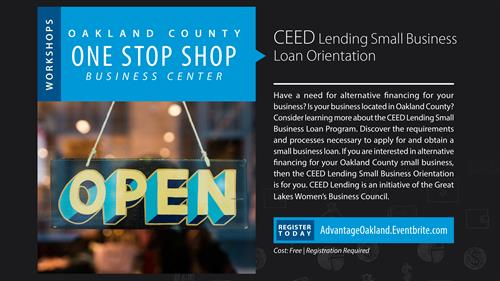 Oakland business loans