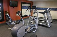 Fitness Room with all NEW PRECOR equipment