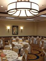 Staftford Ballroom for Events up to 300 guests