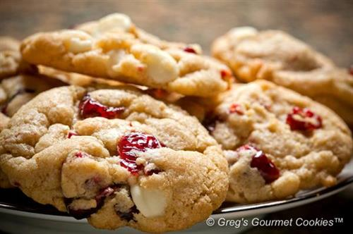 White Chocolate with Cranberry Minis