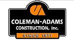 Coleman-Adams Construction Inc.