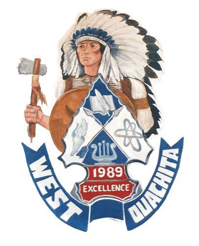 Image result for west ouachita high school logo