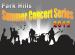Park Hills Summer Concert Series - June 7, 2013