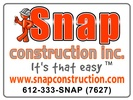 Snap Construction