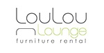 Loulou Lounge Furniture Rental