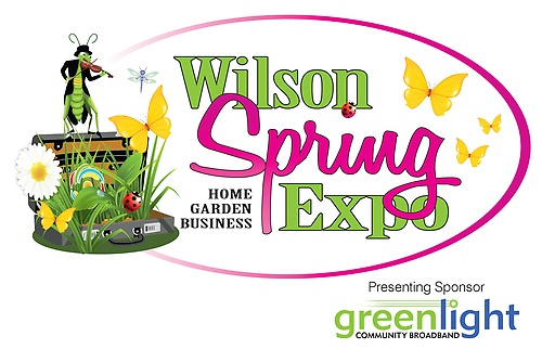Wilson Chamber of Commerce Spring Expo logo