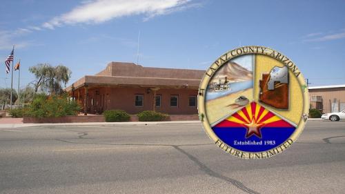 Paz County la Paz County Board of