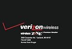 Verizon-Wireless Zone of Ypsilanti