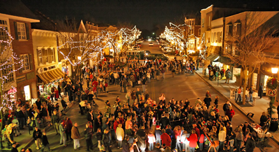 48th Annual Christmas Walk @ Downtown Hinsdale