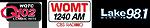 WOMT/WQTC Radio