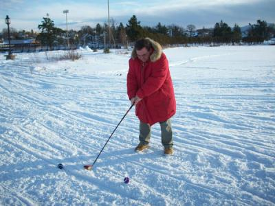 3rd Annual Fire &amp; Ice Golf Tournament @ The Tupper Lake Municipal Park | Tupper Lake | New York | United States