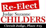 Re-Elect Judge Suzanne Childers