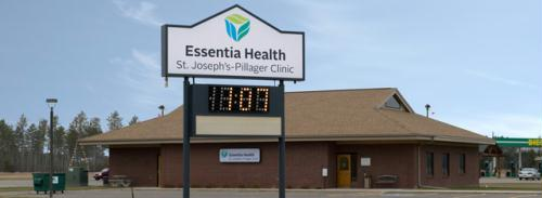 Essenita Health St. Joseph's - Pillage Clinic