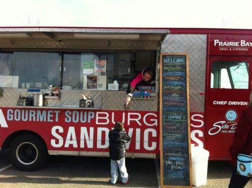 Our food truck!