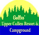 Galles&#39; Upper Cullen Resort and Campground