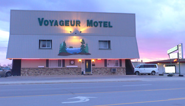 Voyageur Motel Welcomes You