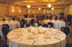 Banquet Rooms with onsite catering to celebrate special events.