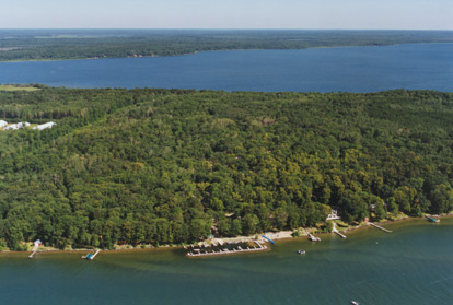 Acorn hill resort leech lake resorts campgrounds for Leech lake fishing resorts