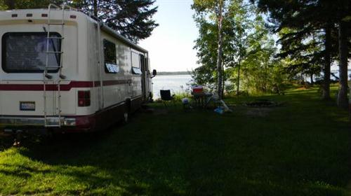 Lakeside Campsites