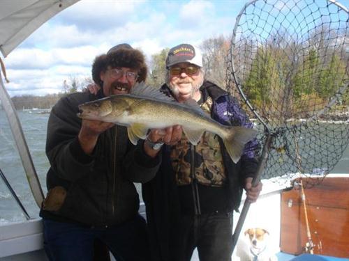 Leech lake fishing report walker mn walleye muskie tips for Leech lake fishing reports