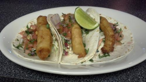 Stop In For Some Fish Tacos