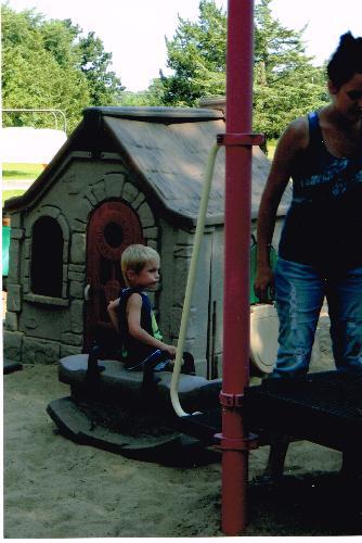 Children Playground #2 Pool