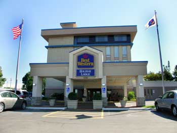 Welcome to the Best Western Holiday Lodge!