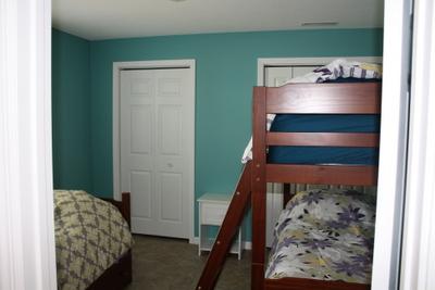 Bedroom#2 - great for kids!