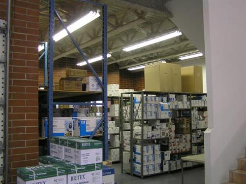 Typical Warehouse Stckroom
