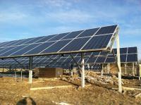 Acorn Energy Solar One - a 150-kW community solar array.