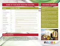 Redstone Olive Oil Brochure inside
