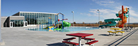 Emery County Aquatic Center, Castle Dale, Utah