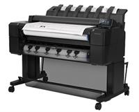 HP T2500 eMFP, large-format printer with built-in 36'' scanner