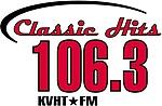 Classic Hits 106.3 KVHT*FM