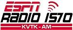 ESPN Radio 1570 KVTK*AM