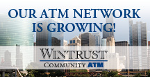 Wintrust ATM Network