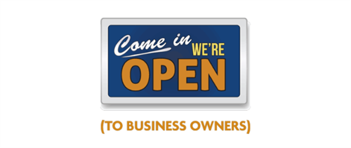 WWM_Come in We're Open (Business Owners)