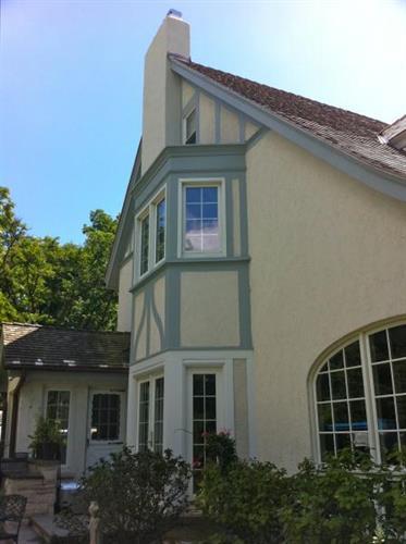 Residential Exterior Repaint